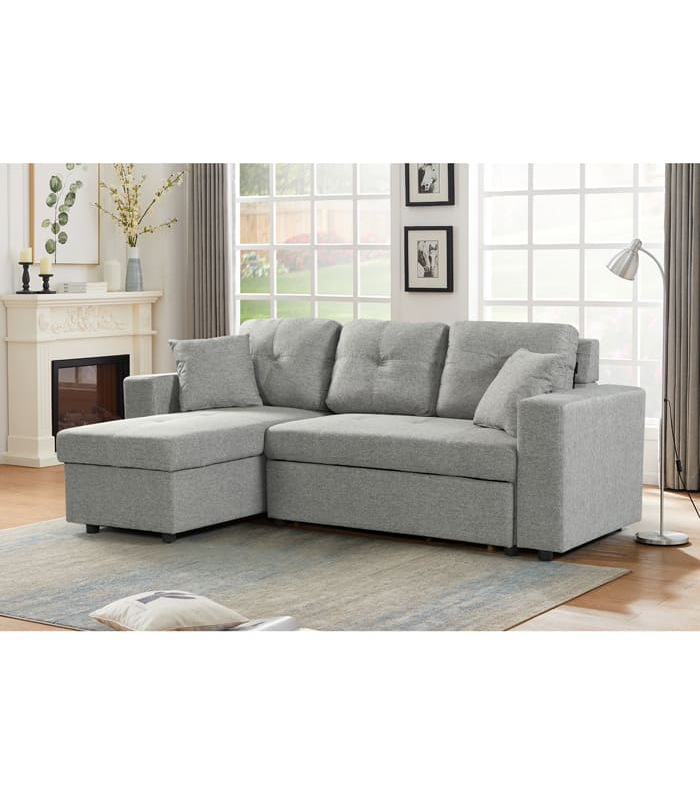 L Shaped Sofa Bed Pull Out, Sofa Bed L Shaped Couch